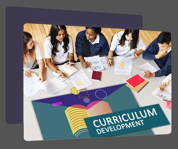 curriculum development services in UK